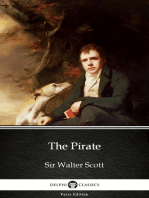 The Pirate by Sir Walter Scott (Illustrated)