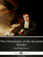 The Minstrelsy of the Scottish Border by Sir Walter Scott (Illustrated)