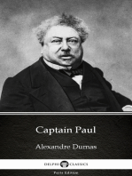 Captain Paul by Alexandre Dumas (Illustrated)