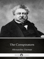 The Conspirators by Alexandre Dumas (Illustrated)