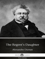 The Regent's Daughter by Alexandre Dumas (Illustrated)