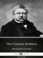 The Corsican Brothers by Alexandre Dumas (Illustrated)