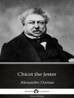 Chicot the Jester by Alexandre Dumas (Illustrated)