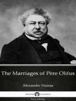 The Marriages of Père Olifus by Alexandre Dumas (Illustrated)