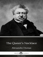 The Queen's Necklace by Alexandre Dumas (Illustrated)