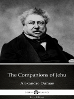 The Companions of Jehu by Alexandre Dumas (Illustrated)