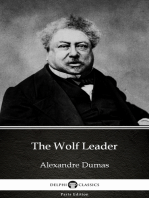 The Wolf Leader by Alexandre Dumas (Illustrated)