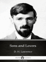 Sons and Lovers by D. H. Lawrence (Illustrated)