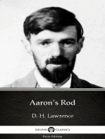 Aaron's Rod by D. H. Lawrence (Illustrated)