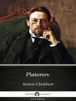 Platonov by Anton Chekhov (Illustrated)