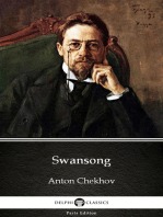 Swansong by Anton Chekhov (Illustrated)