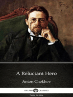 A Reluctant Hero by Anton Chekhov (Illustrated)