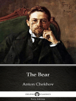 The Bear by Anton Chekhov (Illustrated)