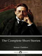 The Complete Short Stories by Anton Chekhov (Illustrated)