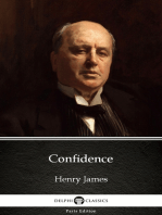Confidence by Henry James (Illustrated)