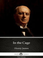 In the Cage by Henry James (Illustrated)