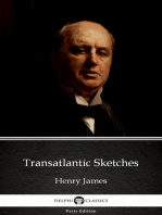 Transatlantic Sketches by Henry James (Illustrated)