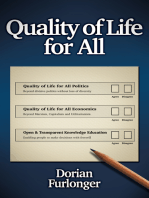 Quality Of Life For All