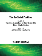 The In-Christ Position