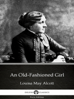 An Old-Fashioned Girl by Louisa May Alcott (Illustrated)