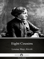 Eight Cousins by Louisa May Alcott (Illustrated)
