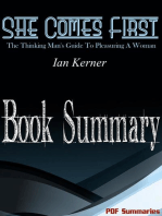 She Comes First - The Thinking Man's Guide To Pleasuring A Woman (Book Summary)