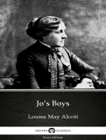 Jo's Boys by Louisa May Alcott (Illustrated)