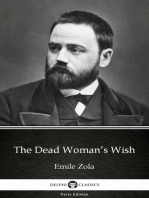 The Dead Woman's Wish by Emile Zola (Illustrated)