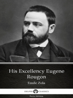 His Excellency Eugene Rougon by Emile Zola (Illustrated)