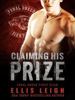 Claiming His Prize (Bad Boy Alphas)
