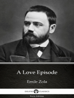 A Love Episode by Emile Zola (Illustrated)