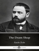 The Dram Shop by Emile Zola (Illustrated)