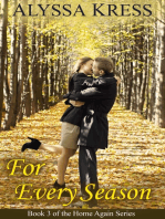For Every Season (Book 3 of the Home Again Series)