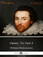 Henry VI, Part 3 by William Shakespeare (Illustrated)