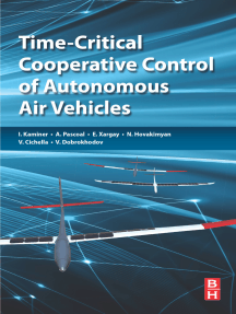 Time-Critical Cooperative Control of Autonomous Air Vehicles