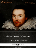 Measure for Measure by William Shakespeare (Illustrated)