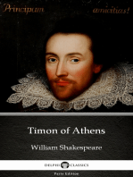 Timon of Athens by William Shakespeare (Illustrated)