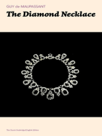 The Diamond Necklace (The Classic Unabridged English Edition)