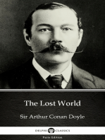 The Lost World by Sir Arthur Conan Doyle (Illustrated)