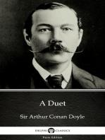 A Duet by Sir Arthur Conan Doyle (Illustrated)