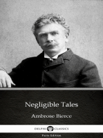 Negligible Tales by Ambrose Bierce (Illustrated)