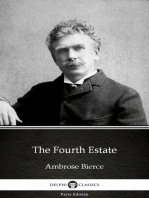 The Fourth Estate by Ambrose Bierce (Illustrated)