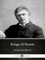 Kings of Beasts by Ambrose Bierce (Illustrated)
