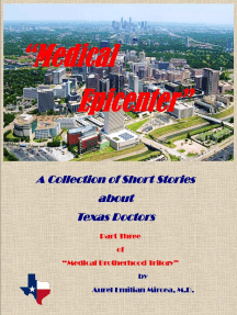 Medical Epicenter: A Collection of Short Stories About Texas Doctors