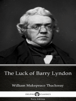 The Luck of Barry Lyndon by William Makepeace Thackeray (Illustrated)