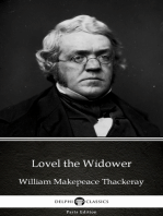 Lovel the Widower by William Makepeace Thackeray (Illustrated)