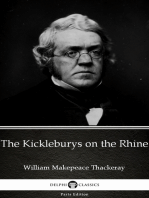 The Kickleburys on the Rhine by William Makepeace Thackeray (Illustrated)