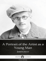 A Portrait of the Artist as a Young Man by James Joyce (Illustrated)