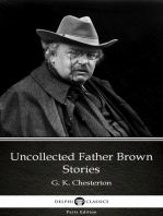 Uncollected Father Brown Stories by G. K. Chesterton (Illustrated)