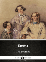 Emma by Charlotte Bronte (Illustrated)